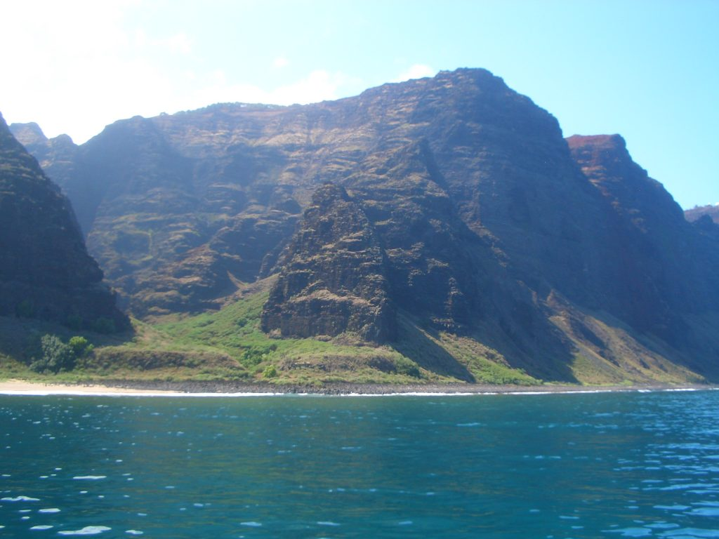 HAWAII COSA VEDERE NA PALI COAST STATE PARK KAUAI