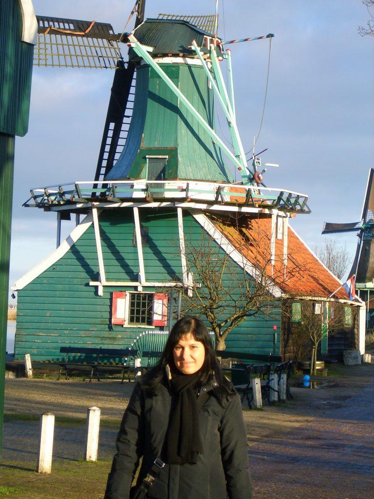 AMSTERDAM COSE DA VEDERE: Zaanse Schans mulini a vento