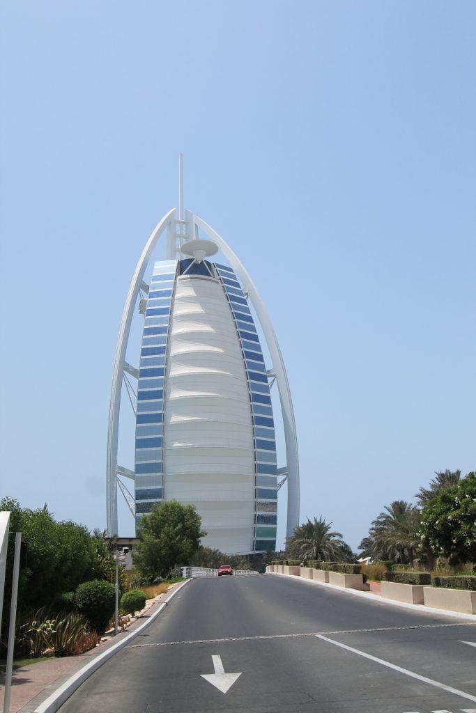 Burj al-ʿArab, cosa vedere a Dubai