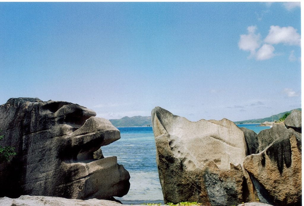 ISOLA DI CURIEUSE PRASLIN, SEYCHELLES