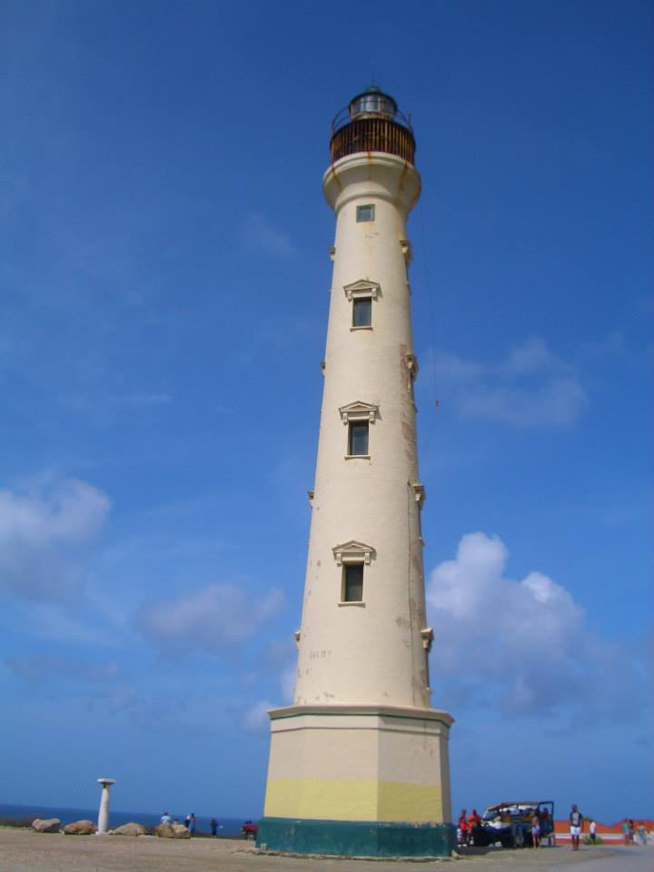 CALIFORNIA LIGHTHOUSE ISOLA DI ARUBA