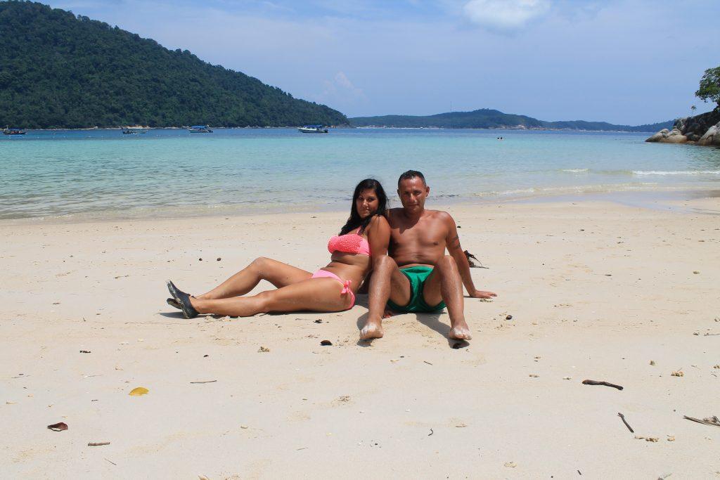 COSA VEDERE IN MALESIA, PERHENTIAN ISLAND, spiaggia del pir