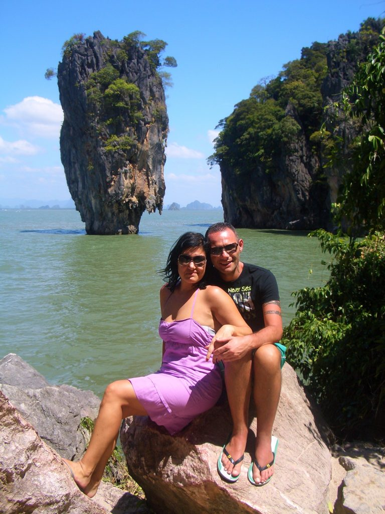 cosa vedere a phuket: james bond island, phang nga bay