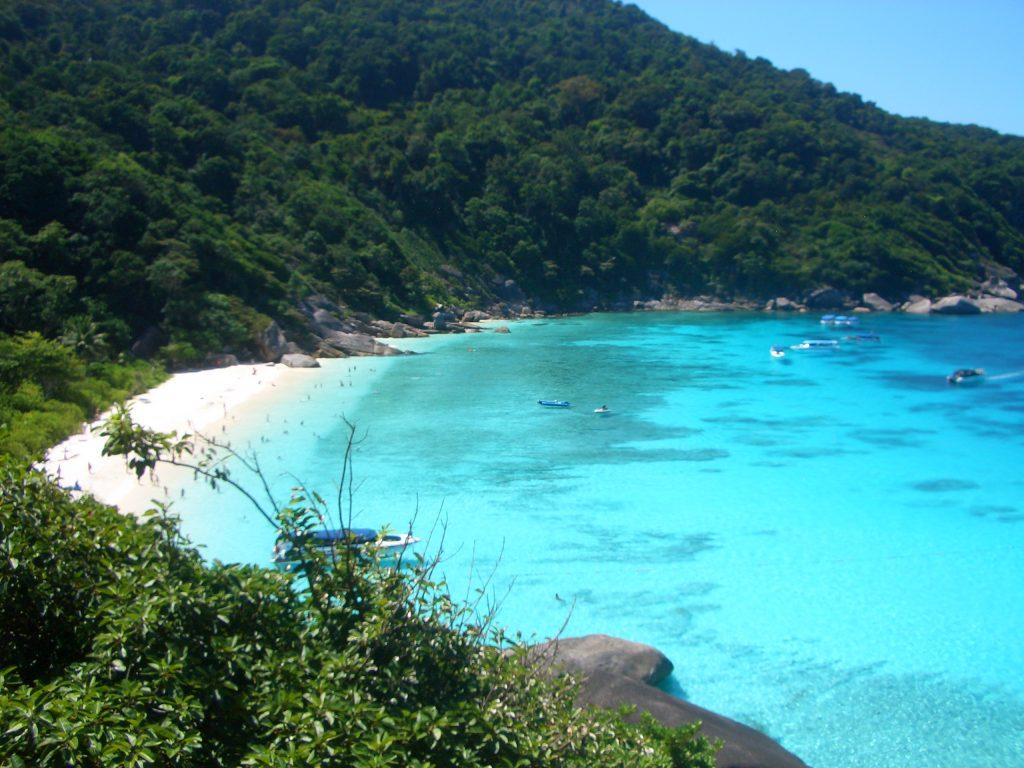 similan island thailandia