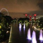 SINGAPORE, LA CITTA' CHE ILLUMINA LA NOTTE