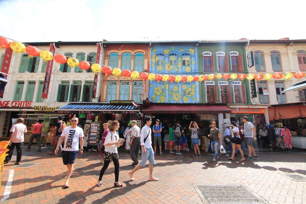 singapore cosa vedere, chinatown
