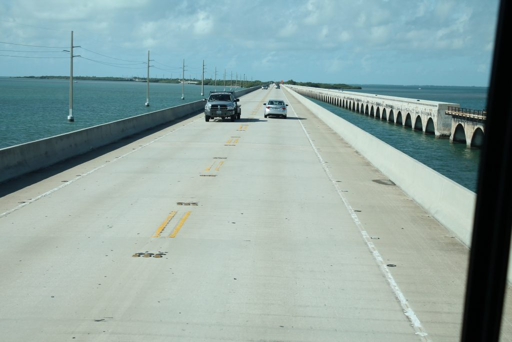 Overseas Highway tra le key e miami