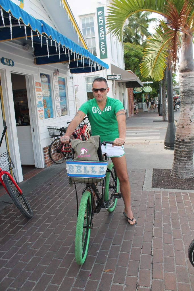 KEY WEST in BICICLETTA