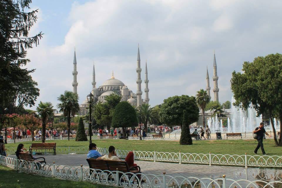 Piazza Sultanahmet, Istanbul