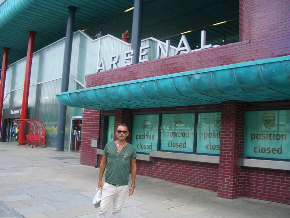 Emirates Stadium londra