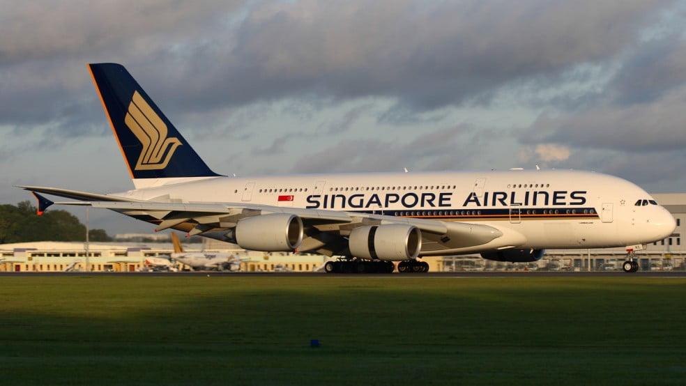 volo piu' lungo al mondo, singapore airlines