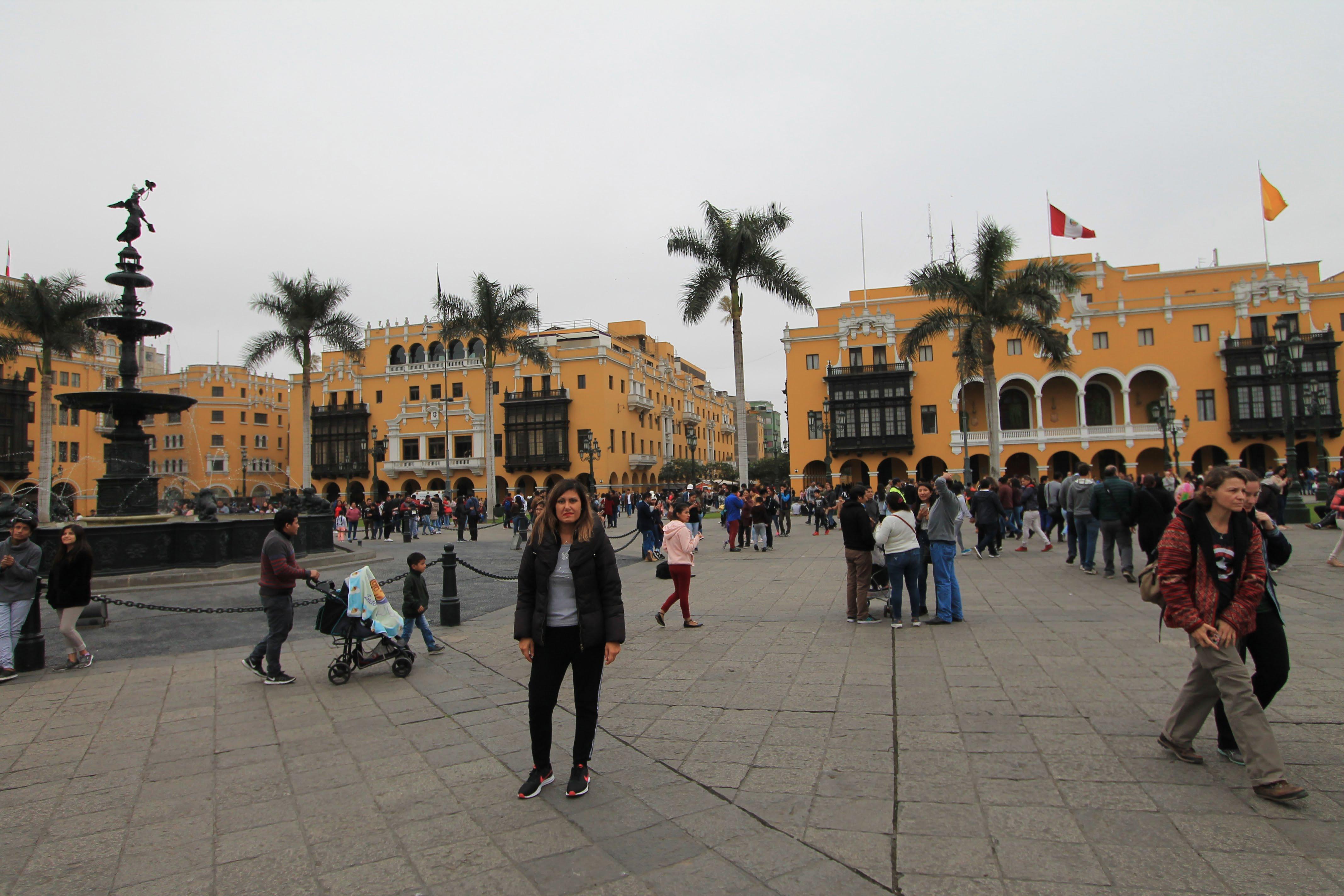 COSA VEDERE IN PERU PLAZA DE ARMAS