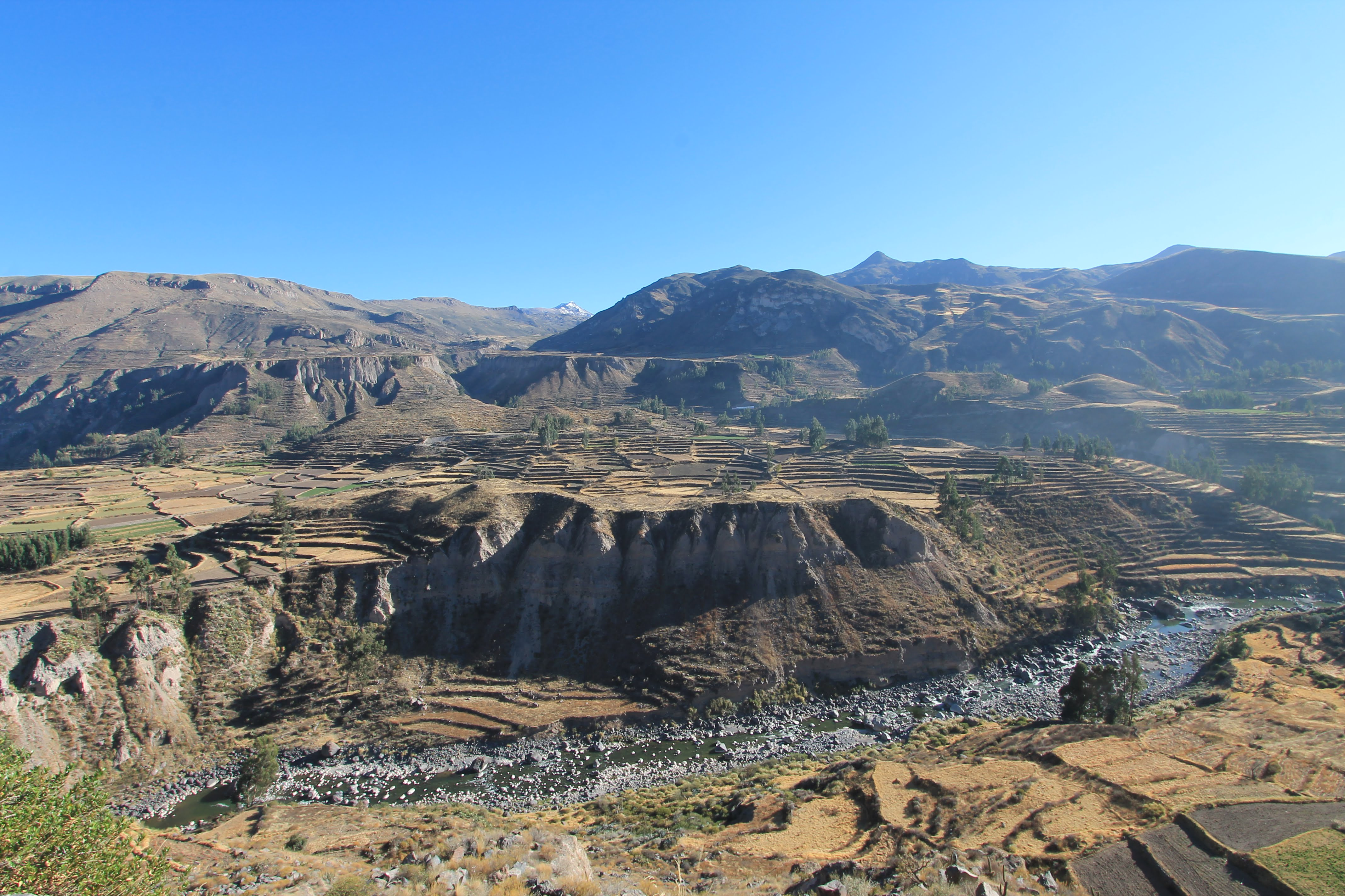 COSA VEDERE IN PERU COLCA CANYON