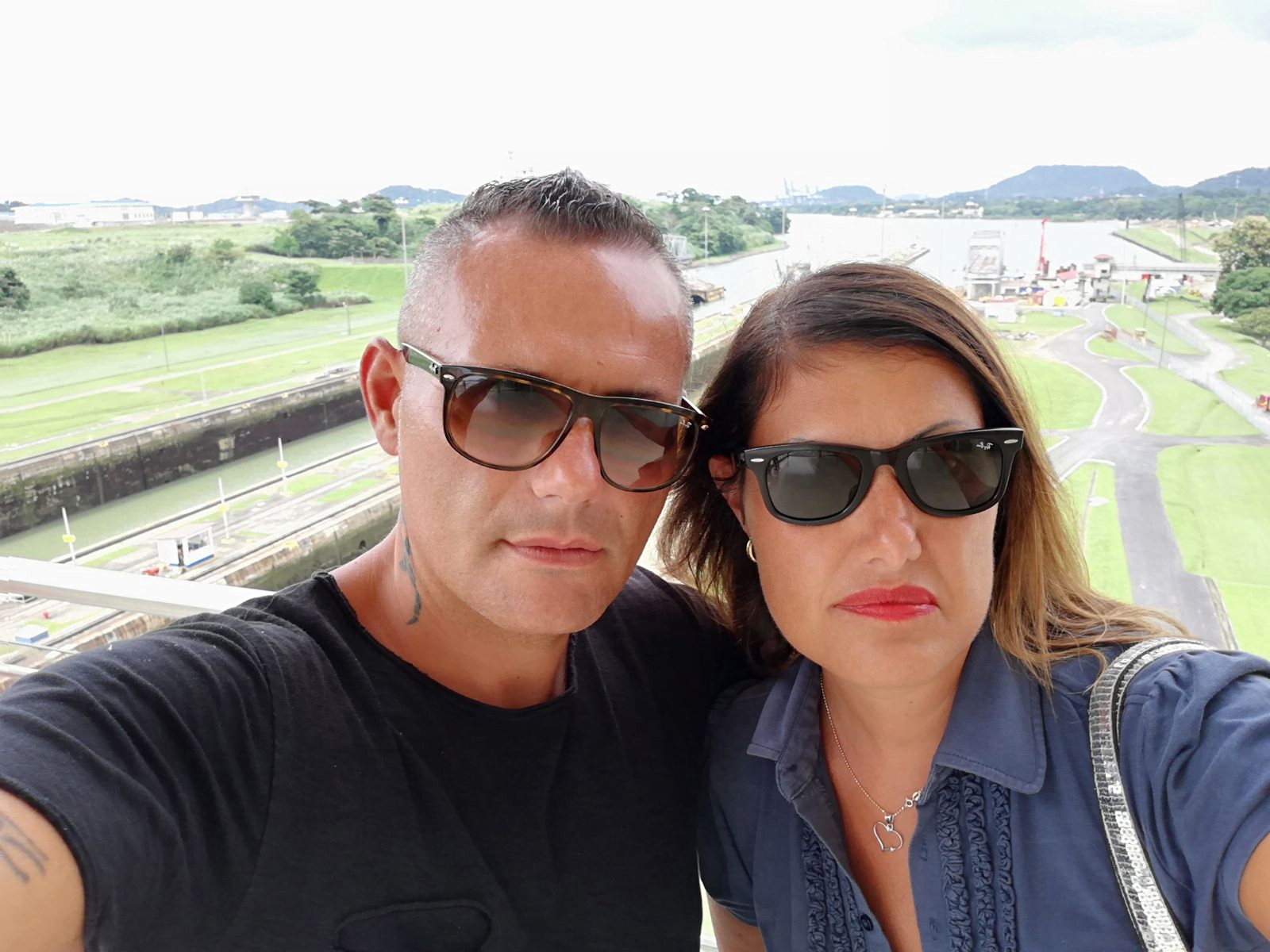 MIRAFLORES CANALE DI PANAMA