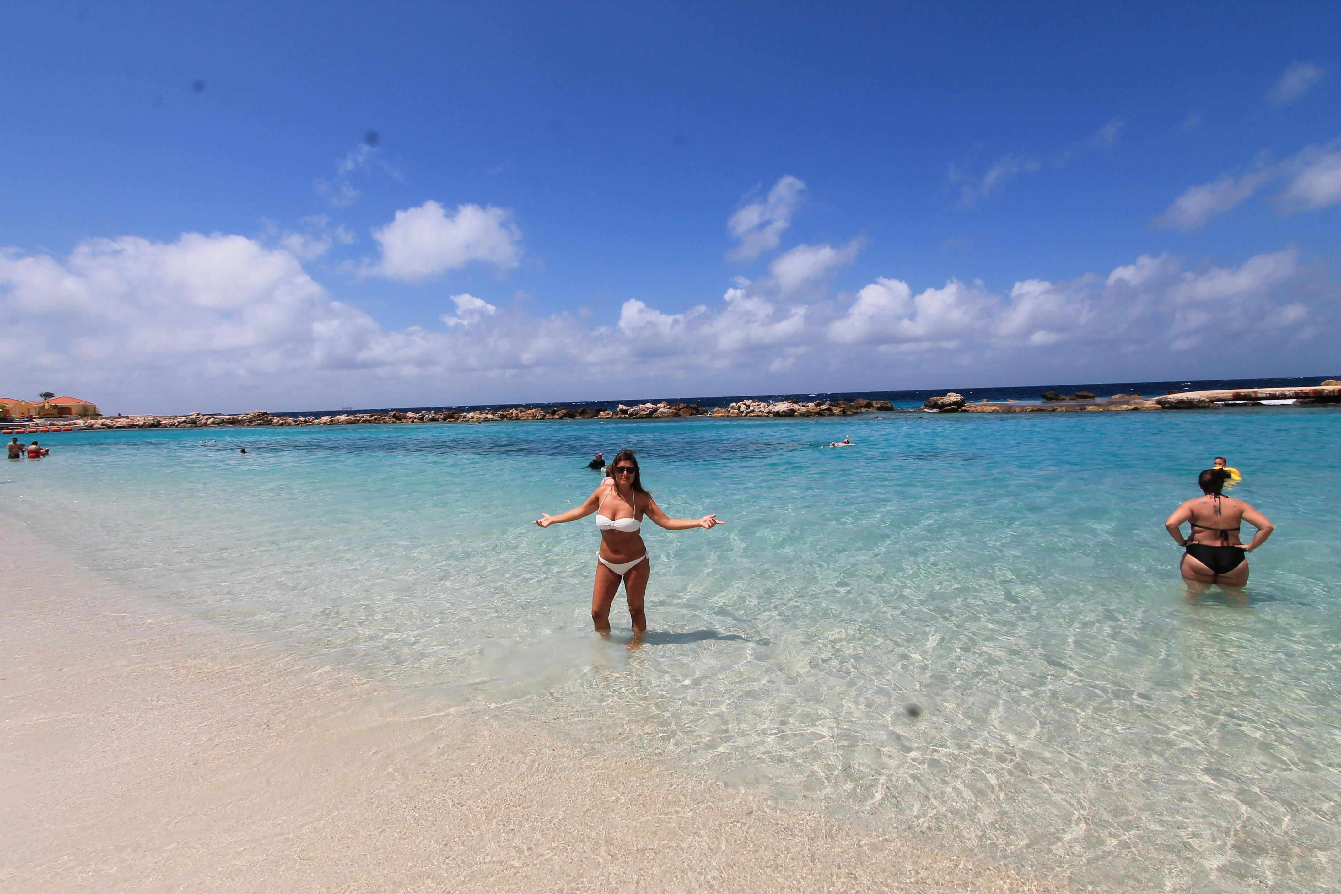 mambo beach curacao spiagge crociera antille