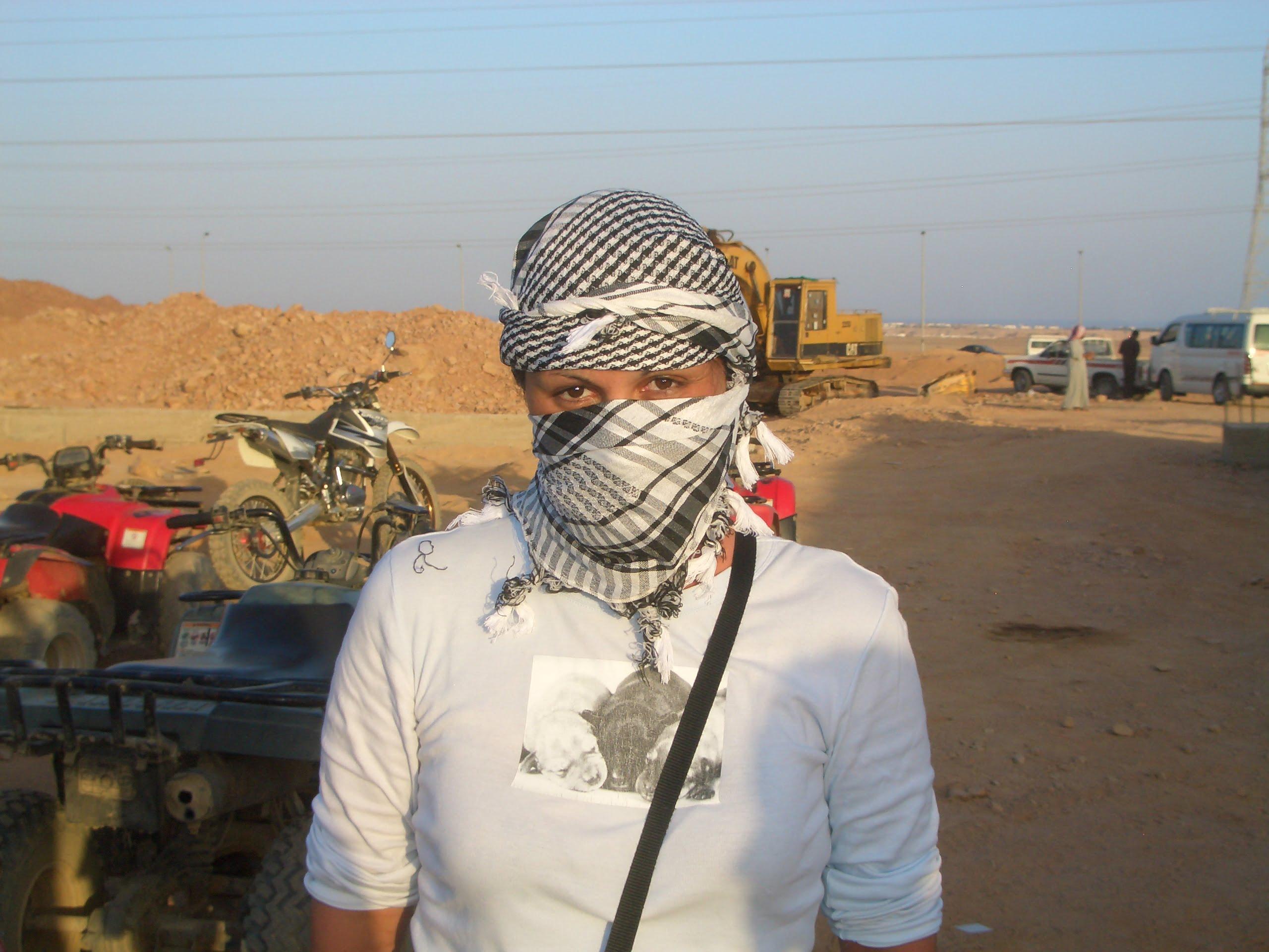 Motorata nel deserto, Sharm El Sheikh
