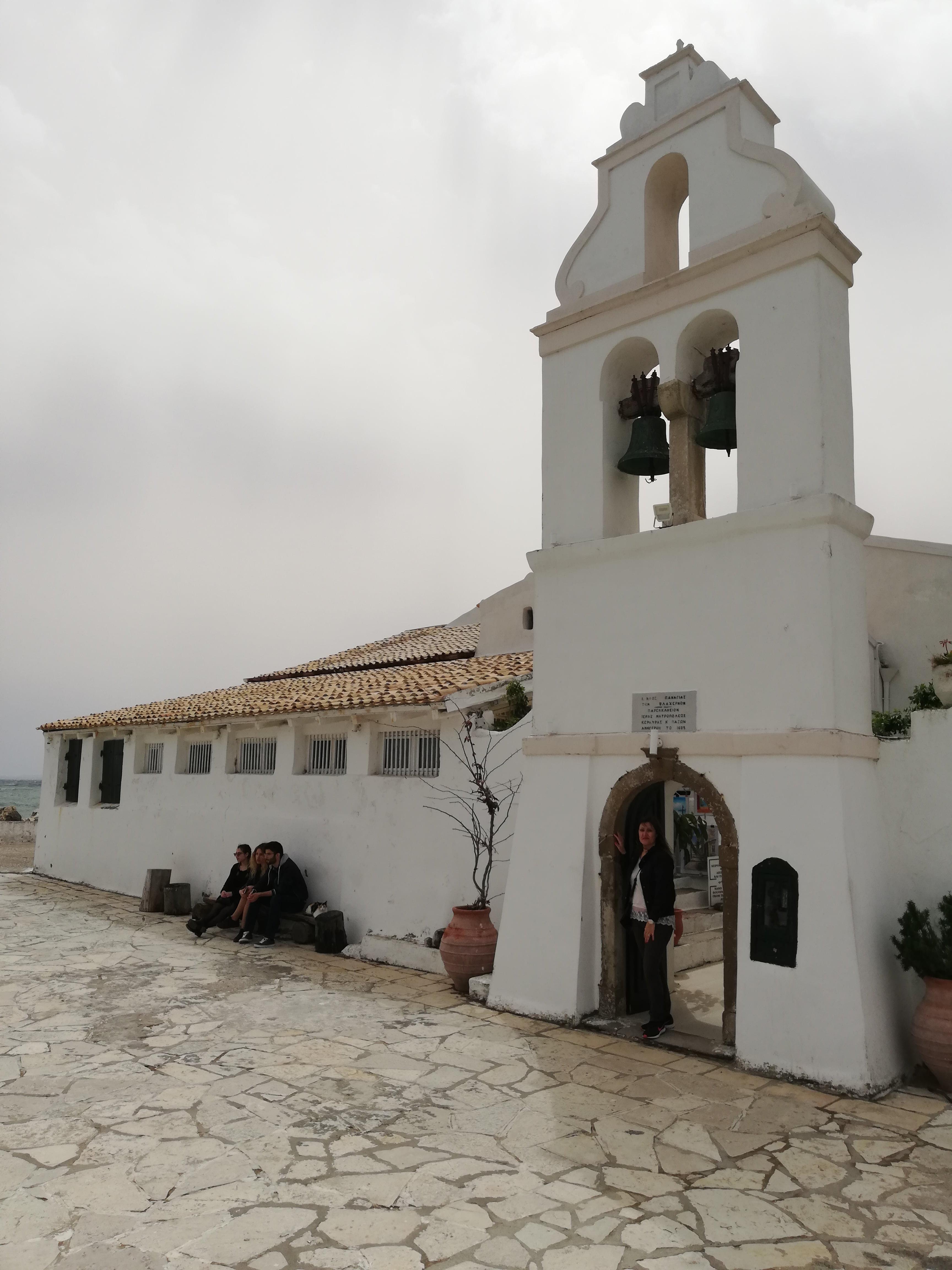 Monastero di Vlacherna Corfu'