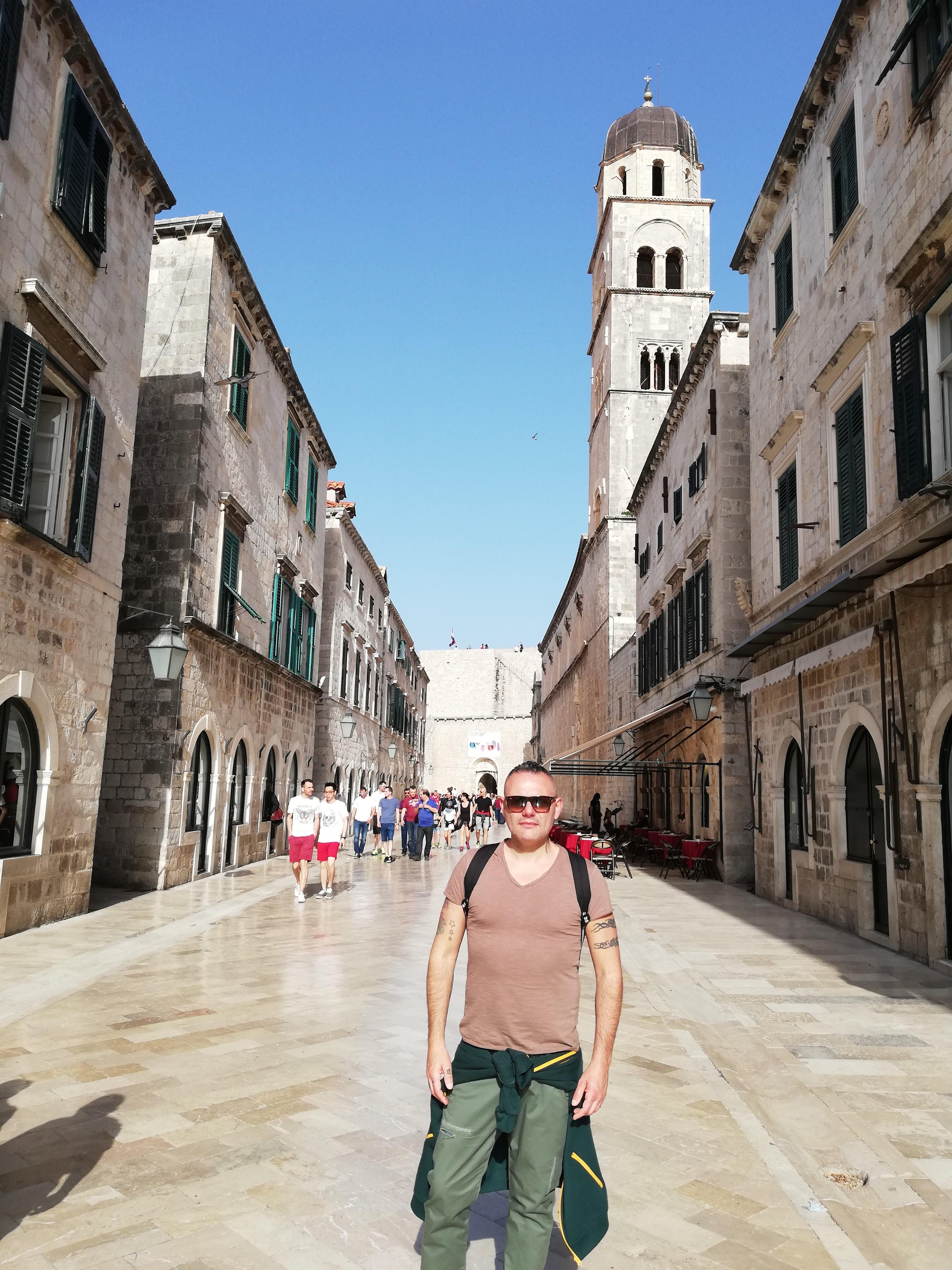Lo Stradun, Dubrovnik