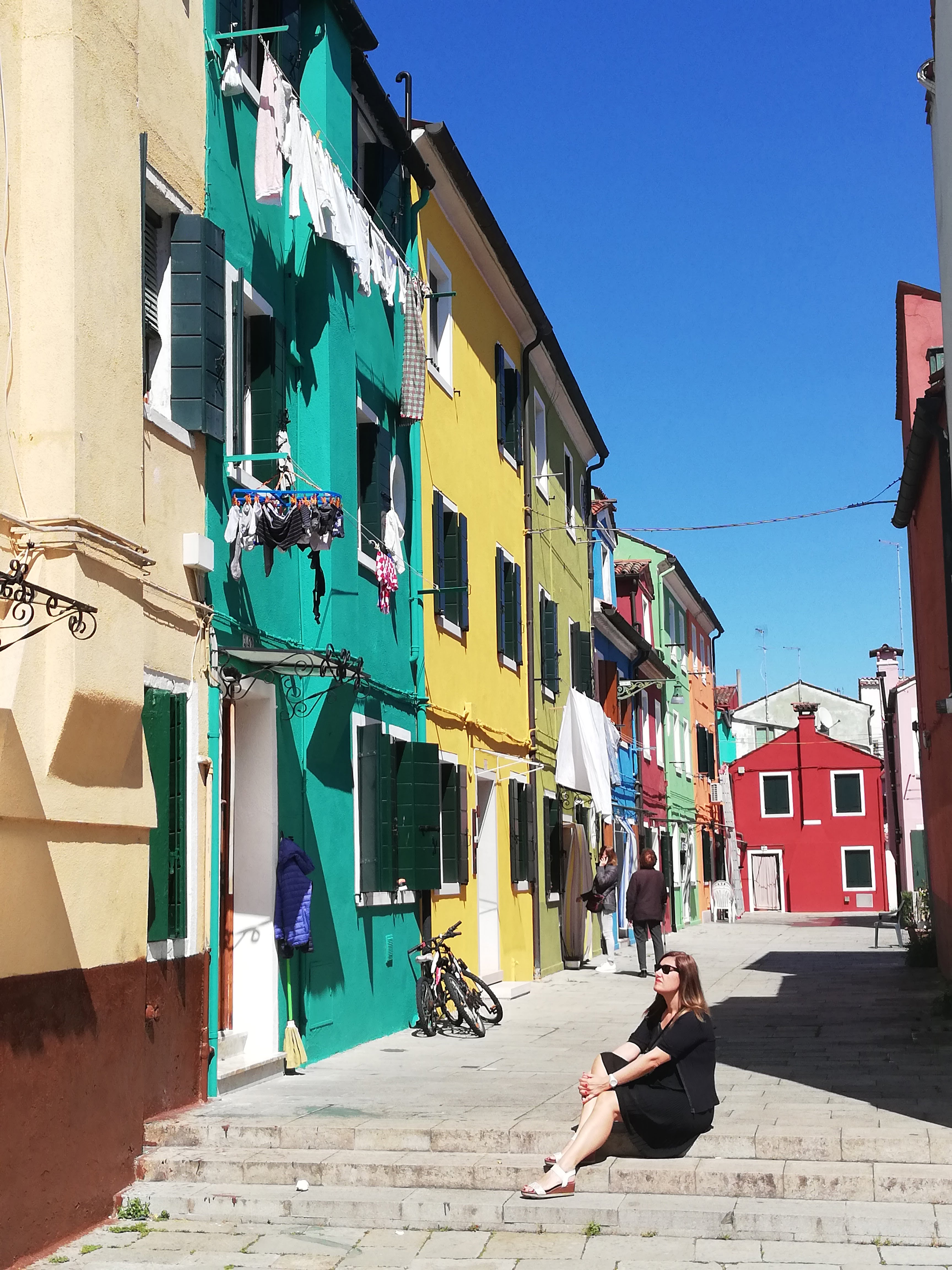 burano case colorate