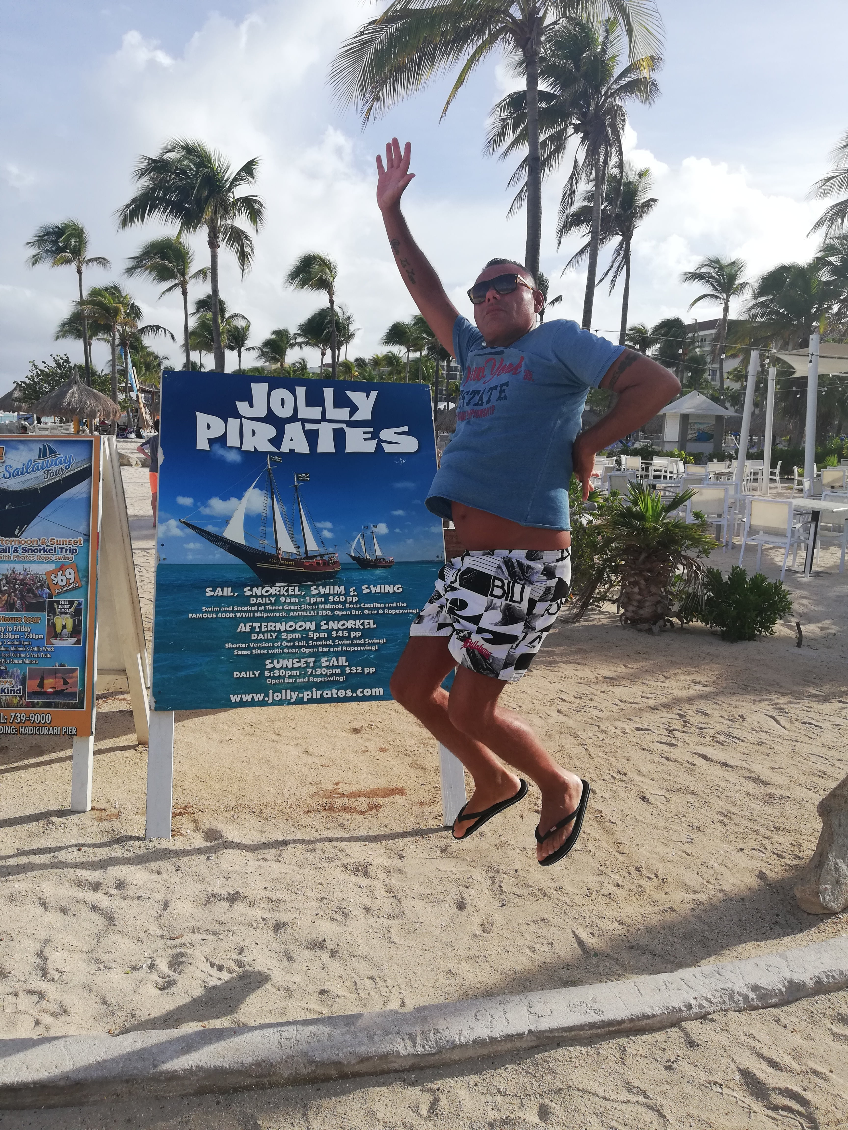 COSA FARE AD ARUBA, JOLLY PIRATES