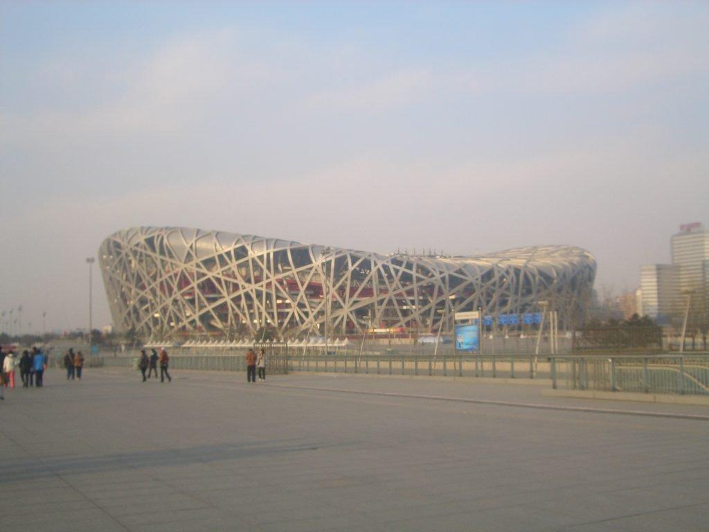 PECHINO COSA VEDERE: BIRD'S NEST