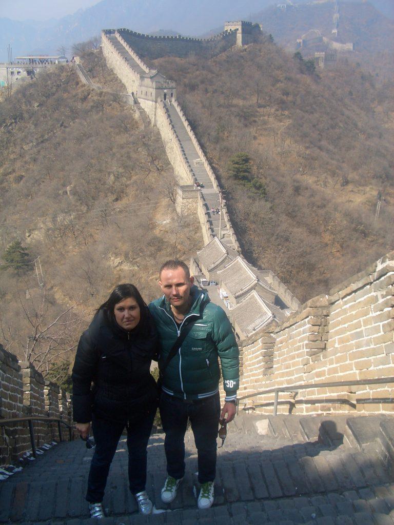 LE SETTE MERAVIGLIE DEL MONDO, grande muraglia cinese