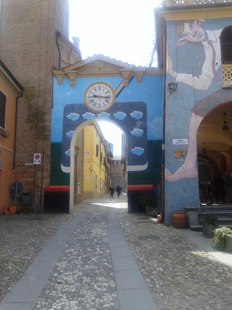 murales A DOZZA IMOLESE