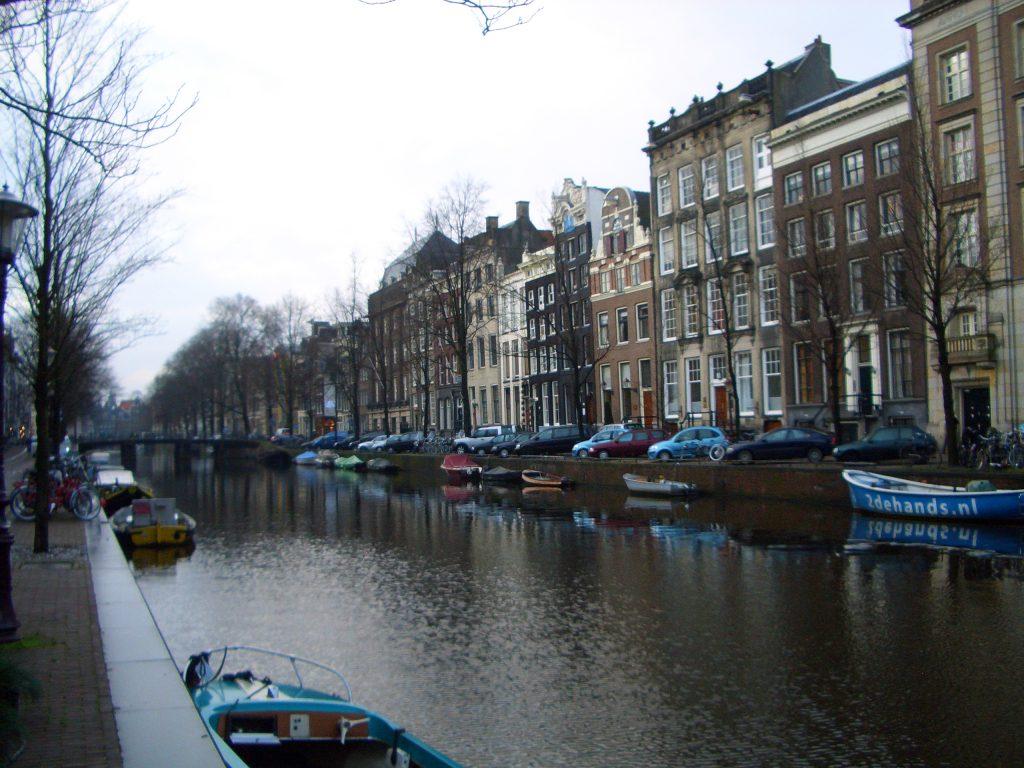 AMSTERDAM COSE DA VEDERE: i Canali