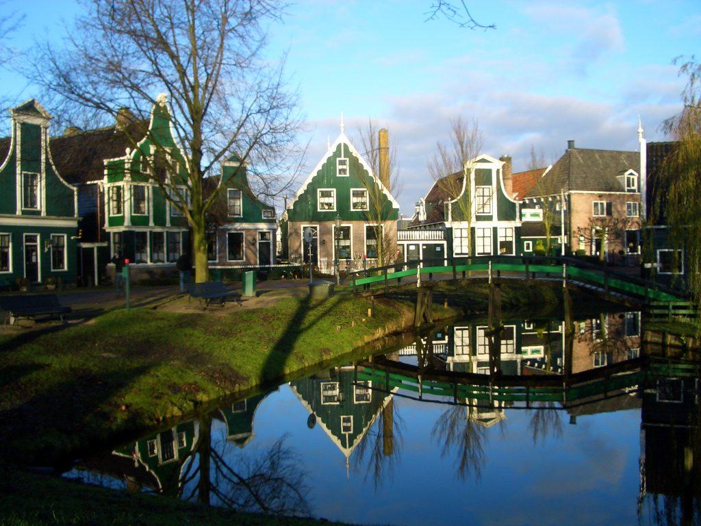 AMSTERDAM COSE DA VEDERE: Zaanse Schans
