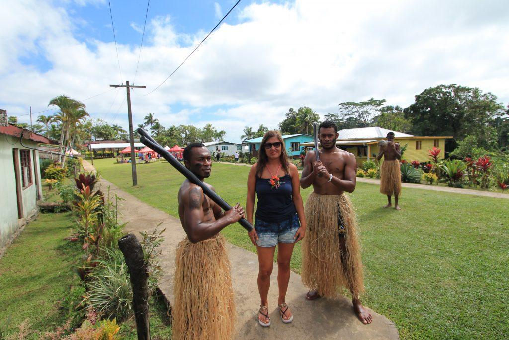 SUVA FIJI, CROCIERA PACIFICO