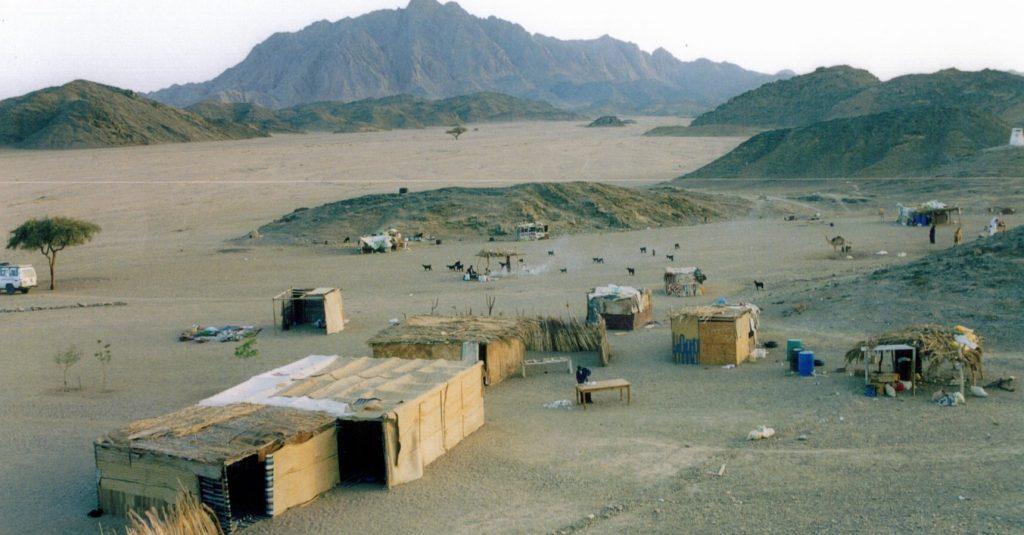 motorata nel deserto egitto