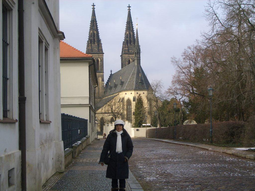 COSA VEDERE A PRAGA, Chiesa dei Santi Pietro e Paolo