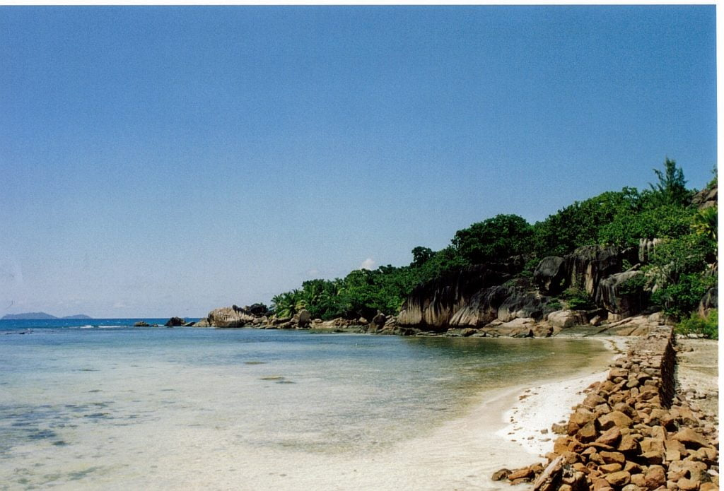 ISOLA DI CURIEUSE PRASLIN, ISOLE DELLE SEYCHELLES