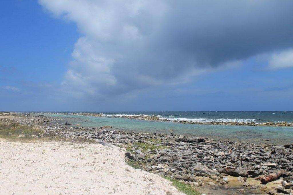 BABY BEACH ARUBA, NELLA PARTE DI SPIAGGIA MENO CONOSCIUTA