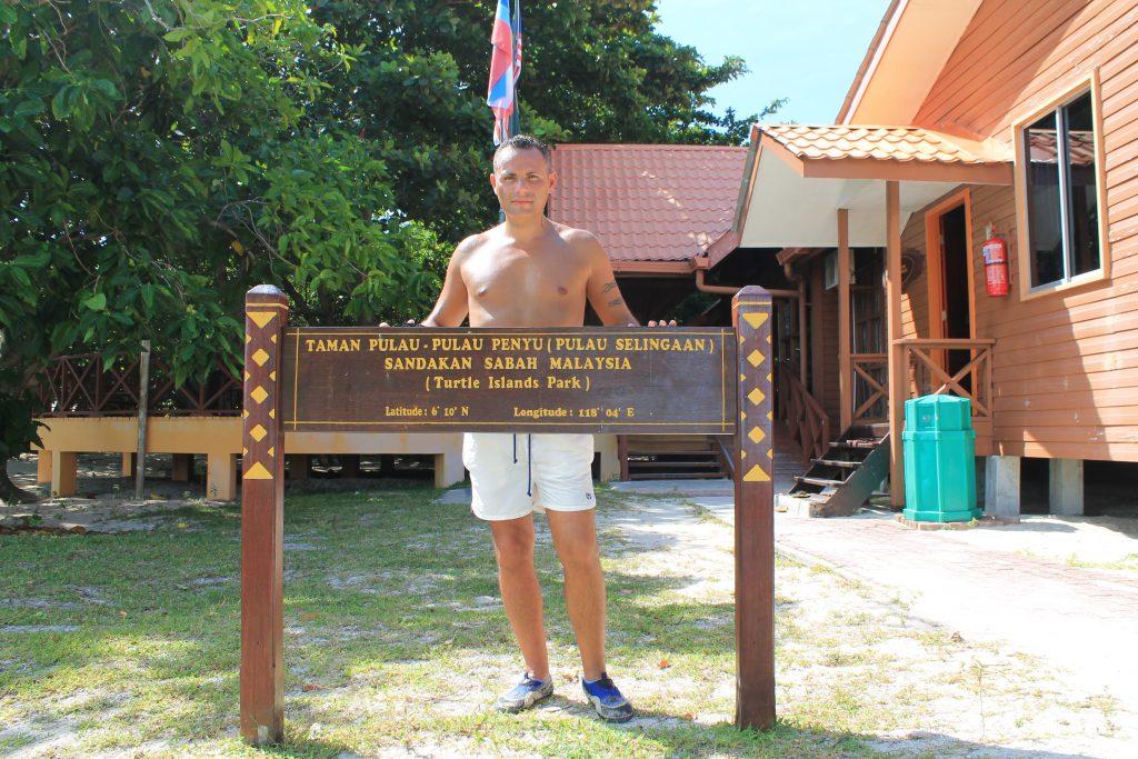 ISOLE DEL BORNEO, SELINGAN ISLAND