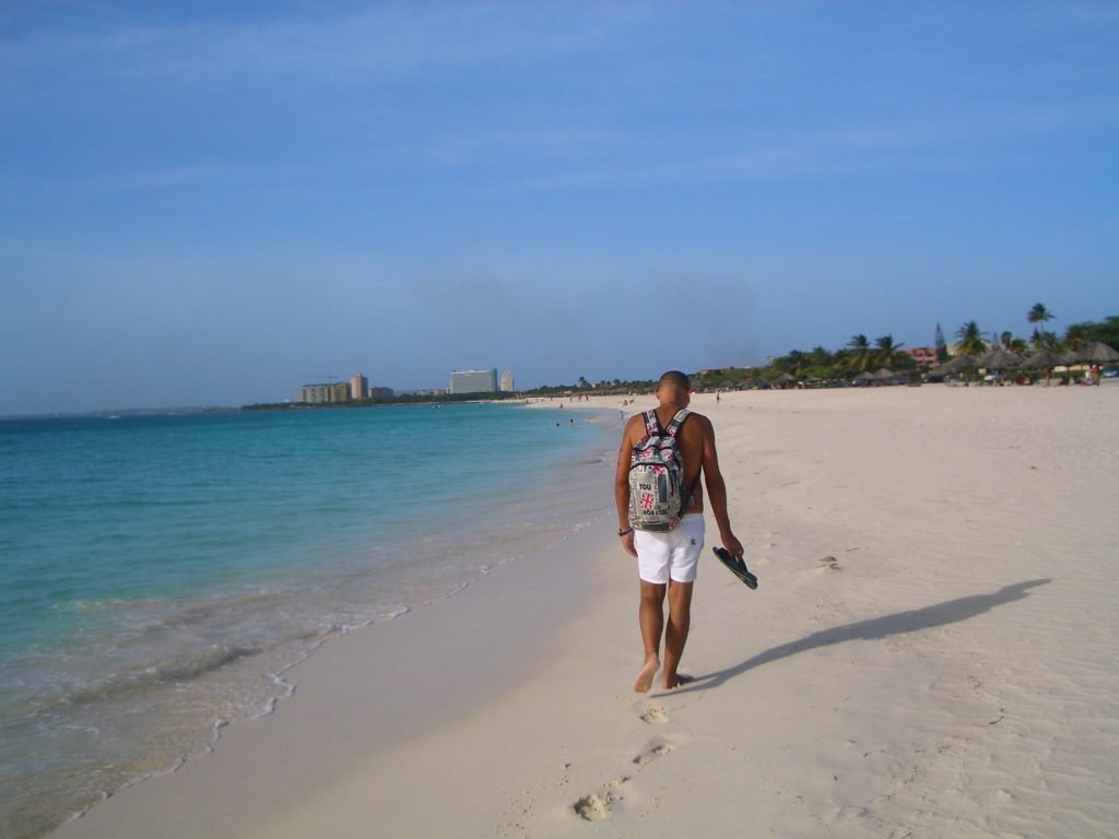 ISOLA DI ARUBA, PALM BEACH