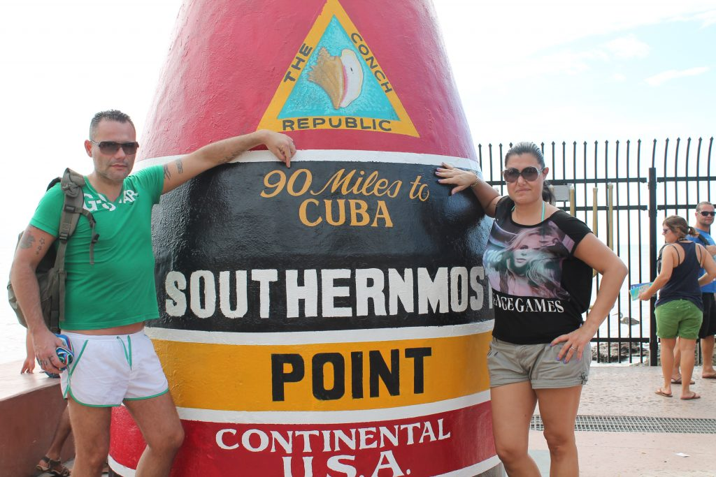 SOUTHERMOST POINT ISOLE KEY
