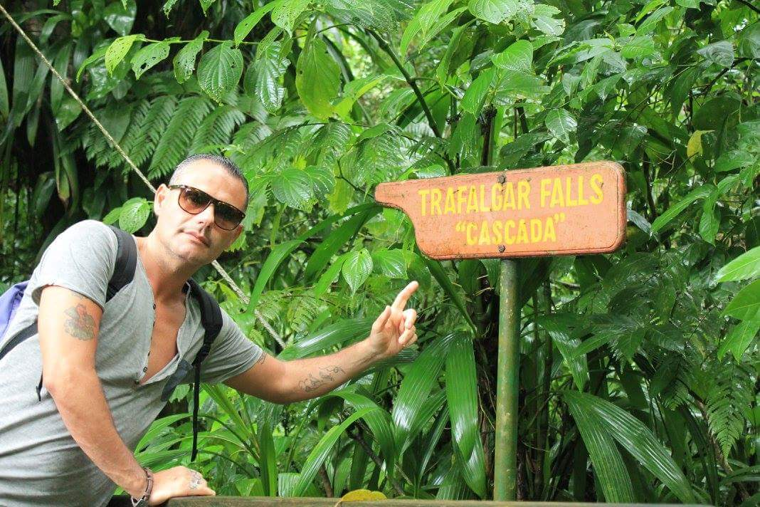 CROCIERE CARAIBI, DOMINICA TRAFALGAR FALLS
