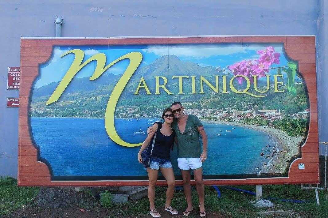 CROCIERE CARAIBI, MARTINICA