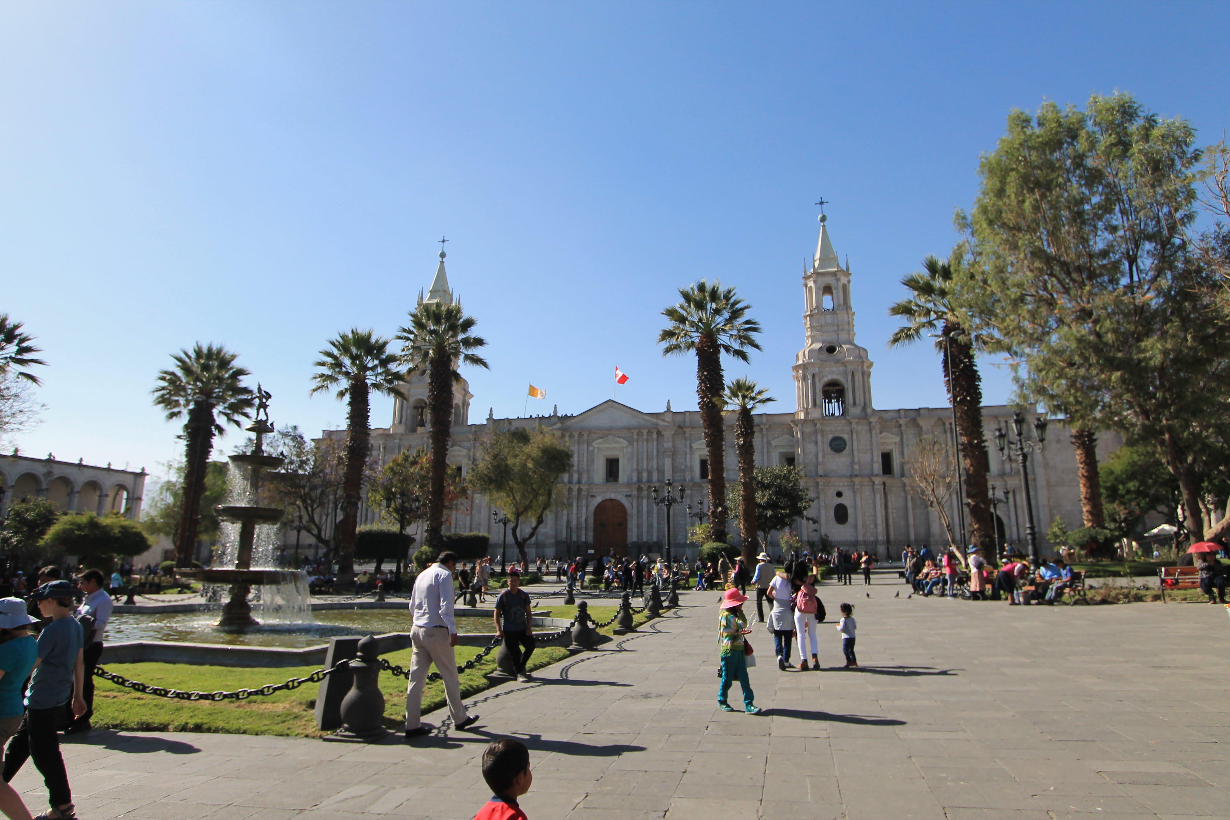COSA VEDERE IN PERU' AREQUIPA
