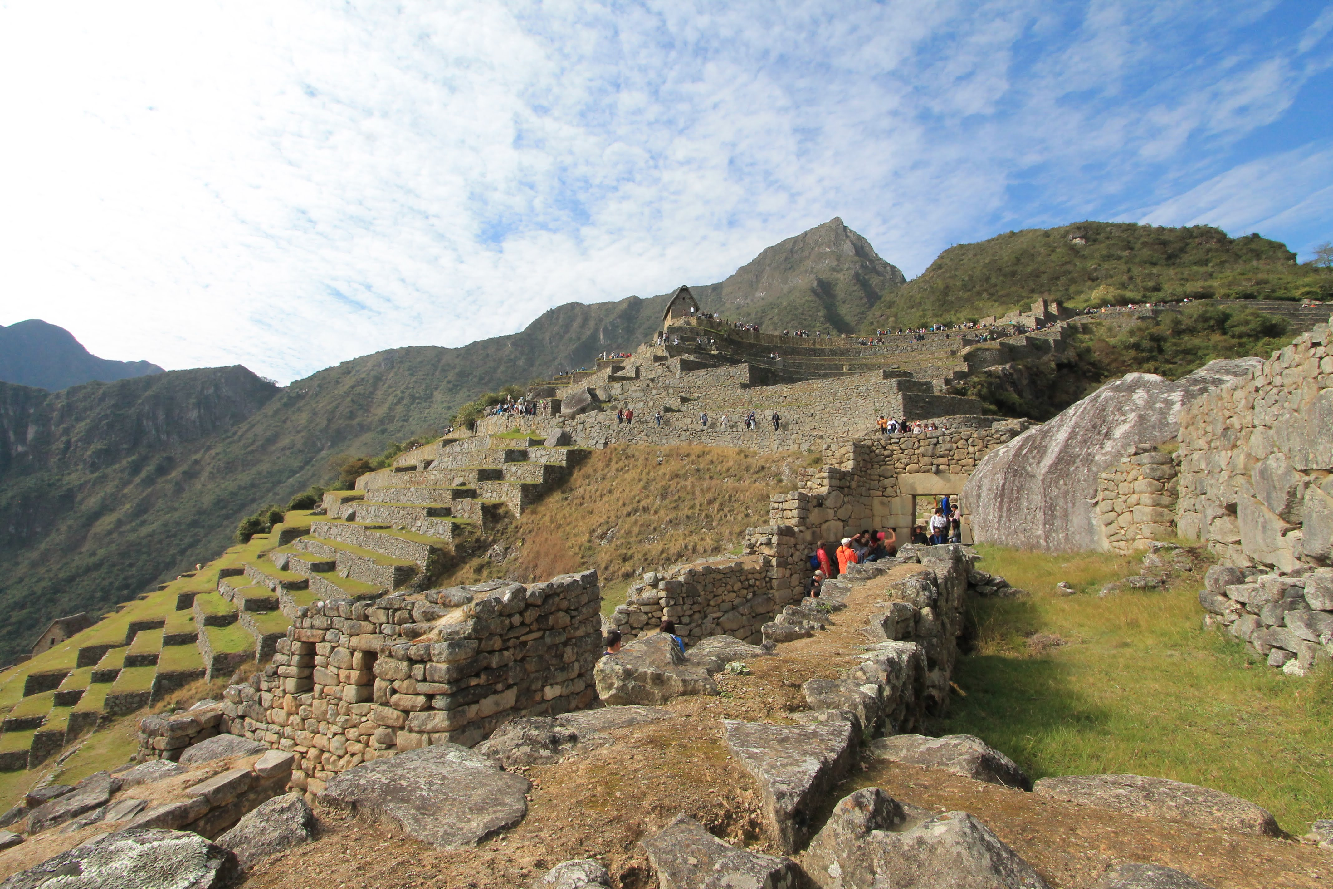 COSA VEDERE IN PERU', fortezza di Ollantaytambo