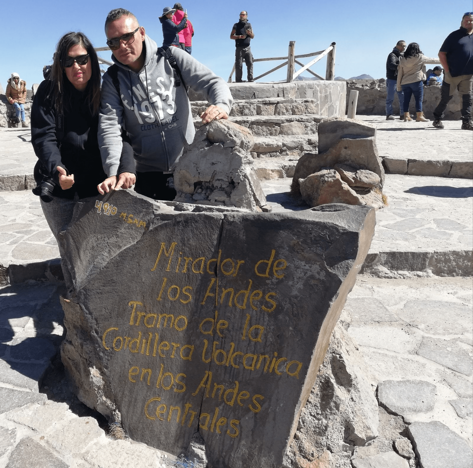 COSA VEDERE IN PERU', VALLE DEL CONCA