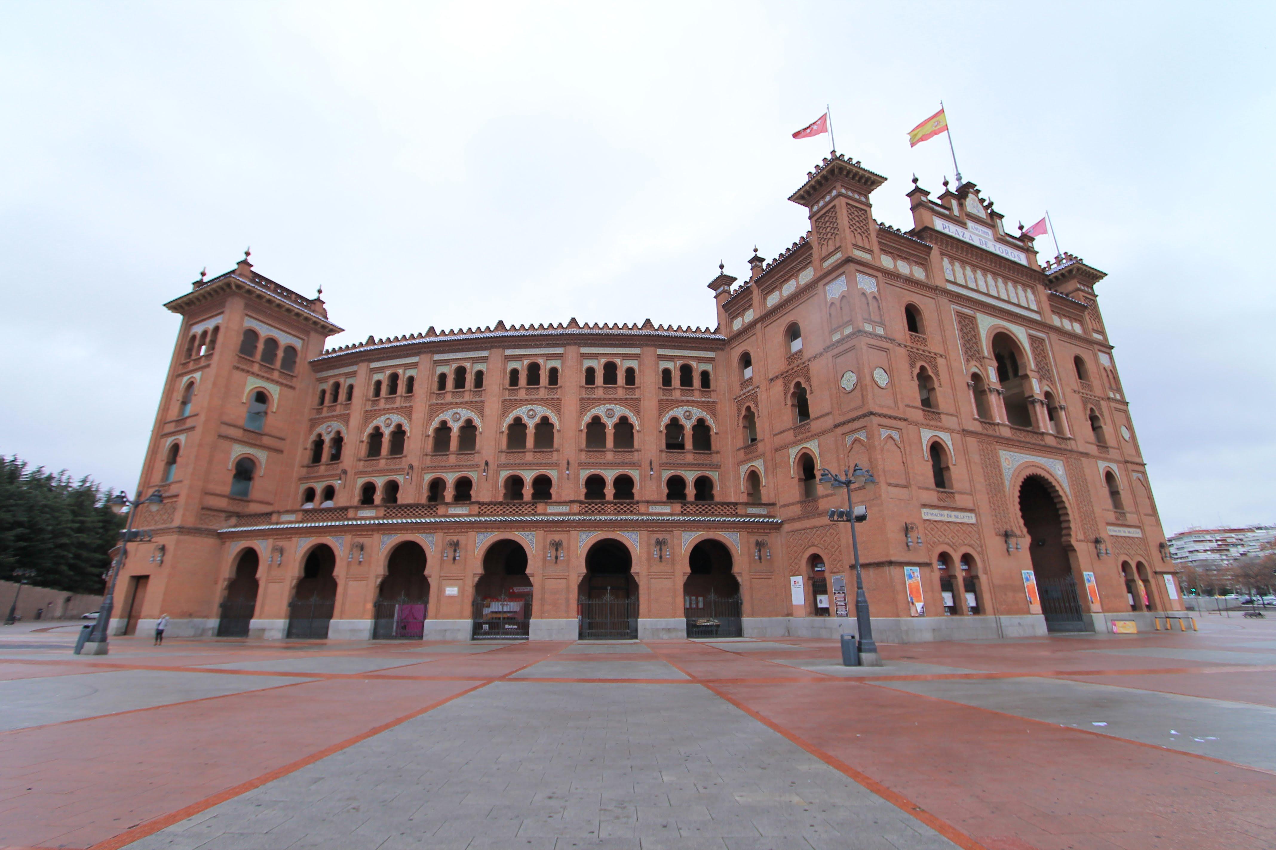 MADRID COSA VEDERE IN UN GIORNO, PLAZA DE TOROS