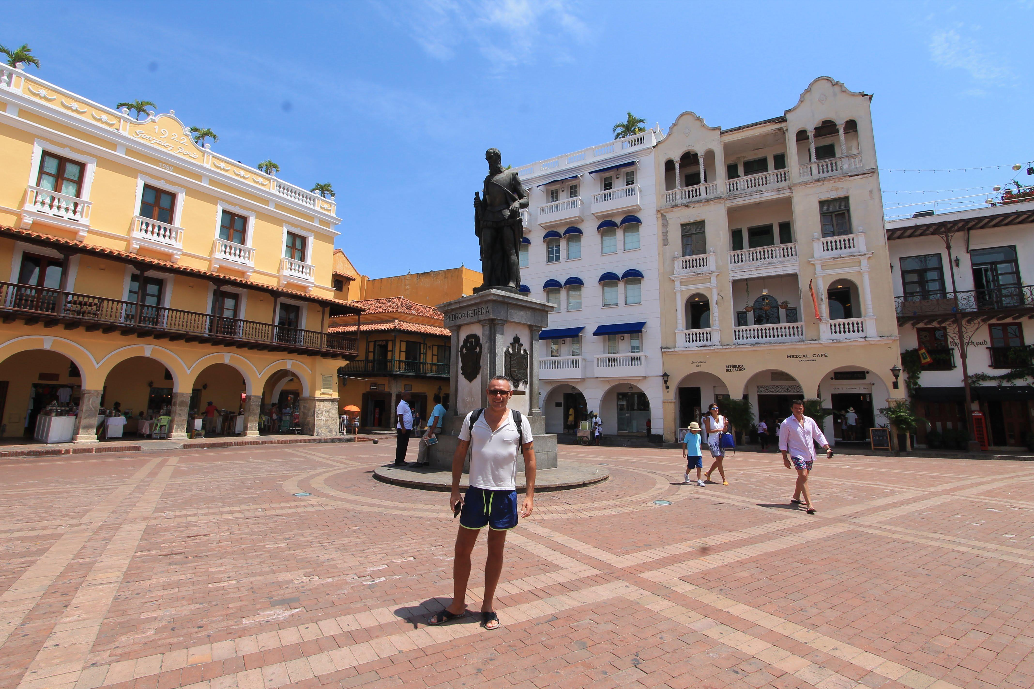 Cartagena, Colombia Plaza de los Coches