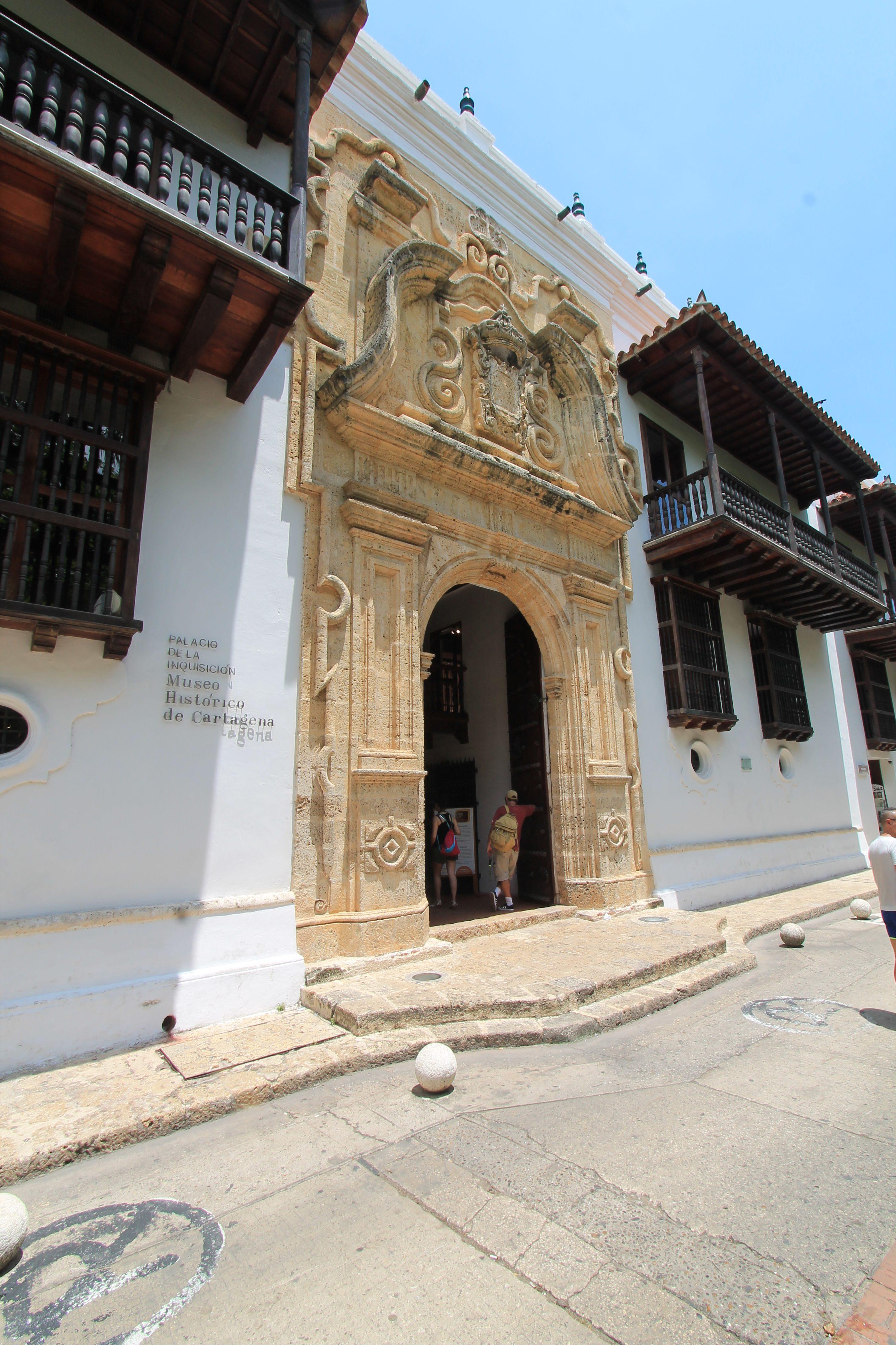 Palacio de la Inquisicion Colombia