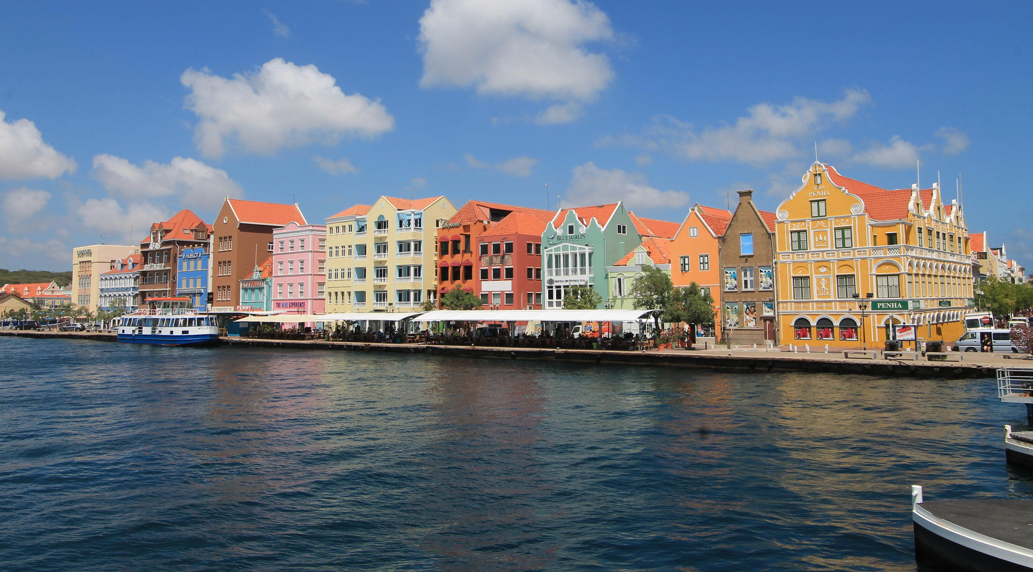 Willemstad, curacao crociera antille