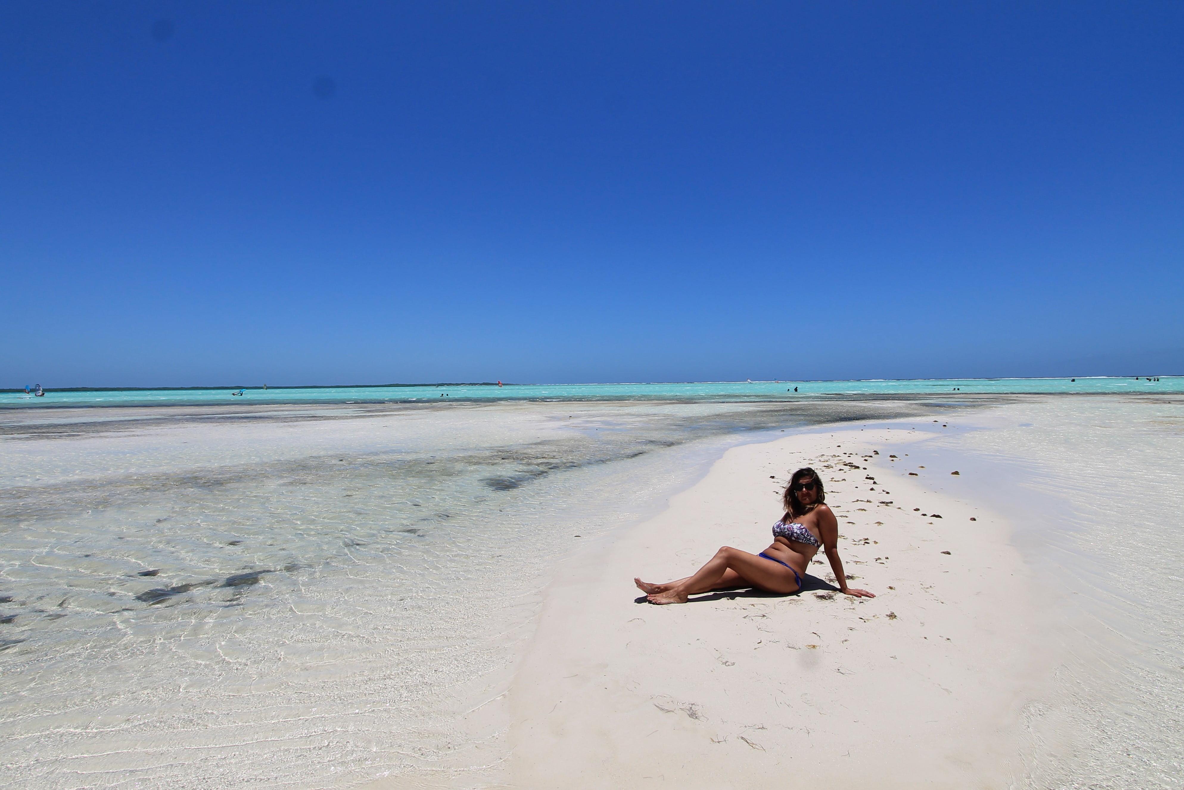Lac Bay Bonaire spiagge
