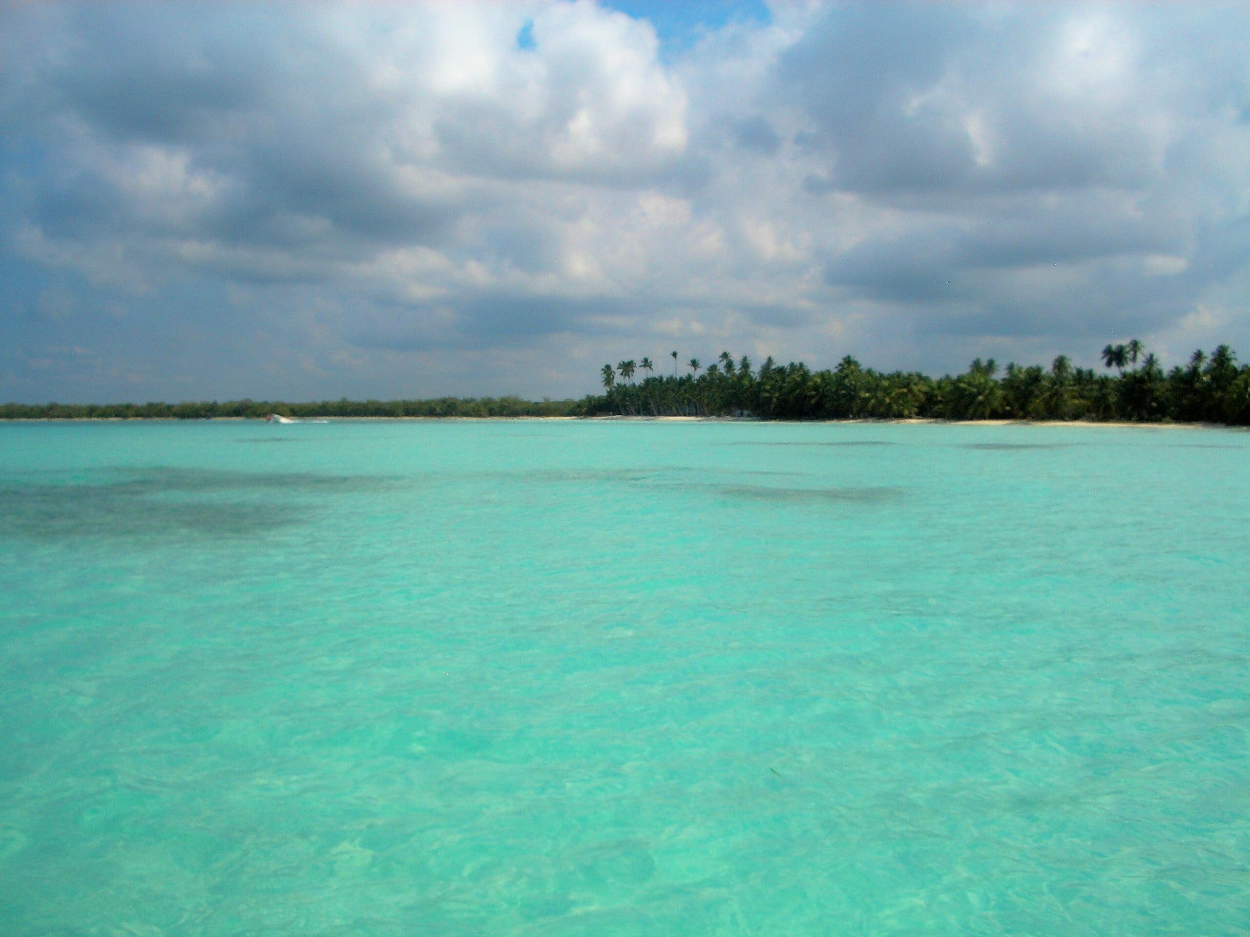ISOLA DI SAONA REPUBBLICA DOMINICANA