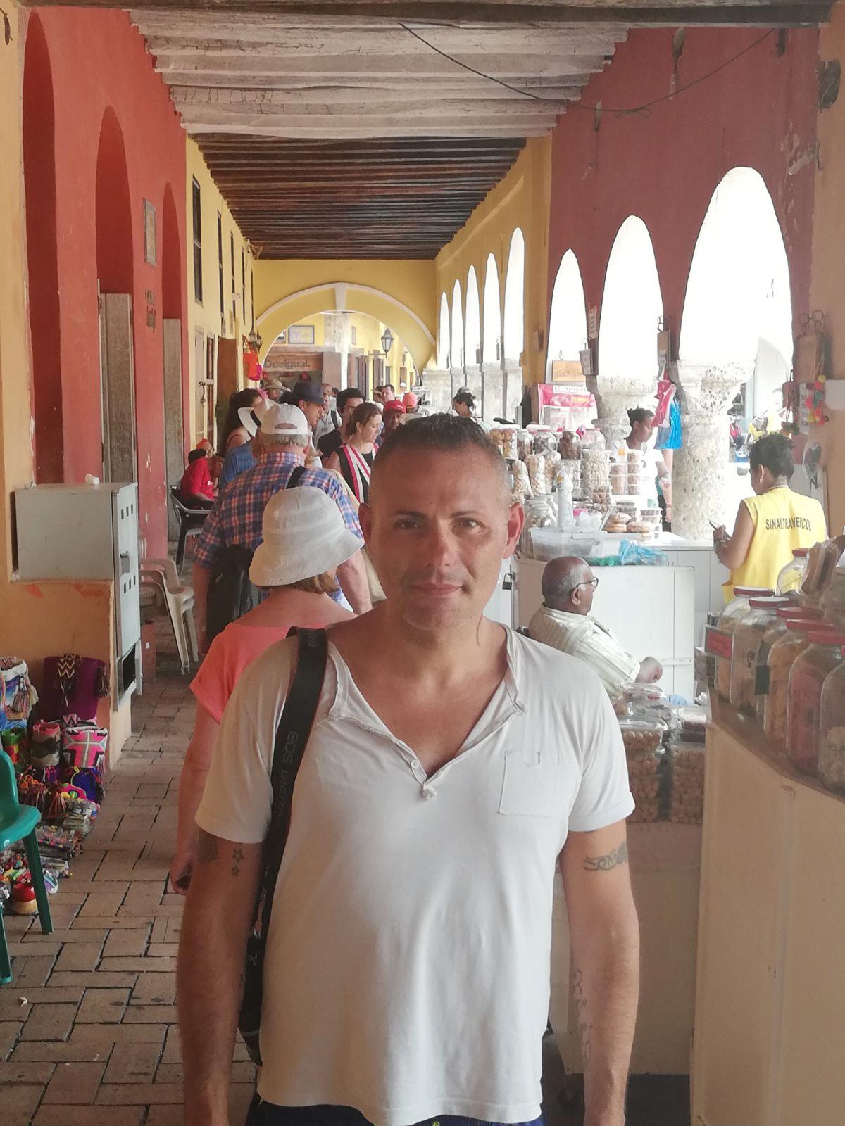 El Portal de los dulces, Cartagena