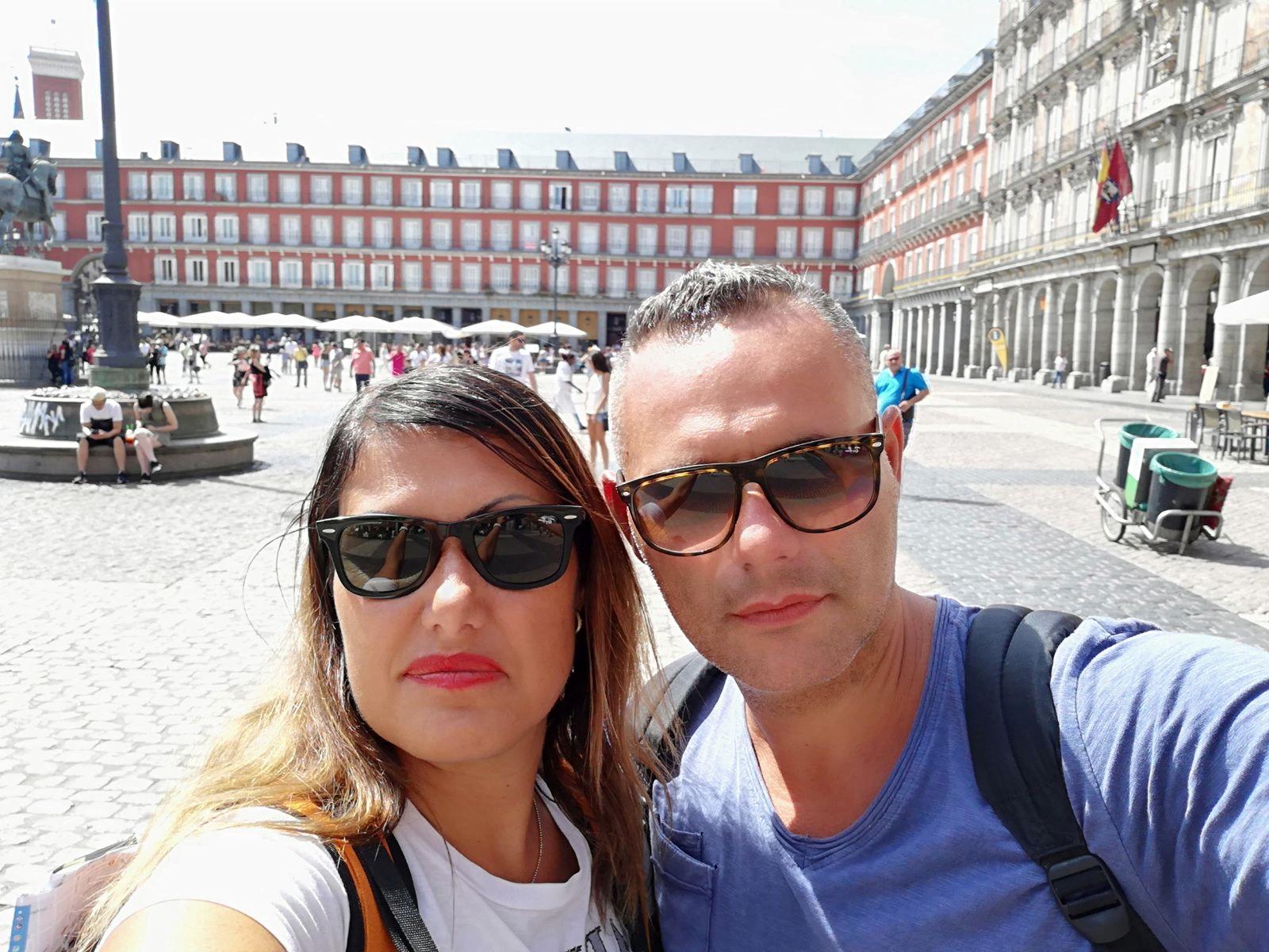 MADRID COSA VEDERE IN UN GIORNO, PLAZA MAYOR